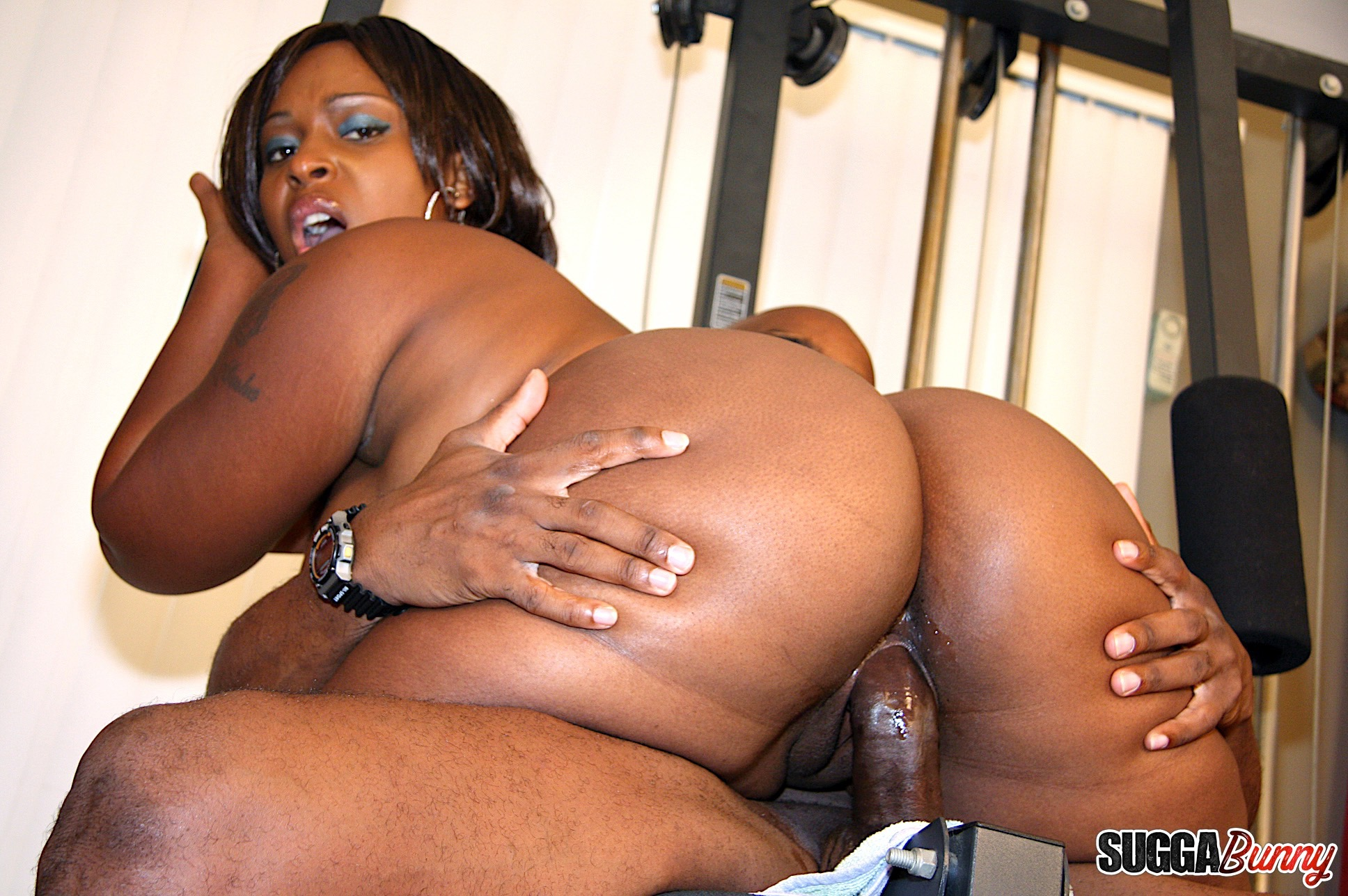 Fat Black Girl Gets Fucked